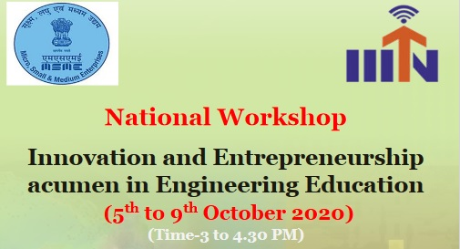 Innovation and  Entrepreneurship Acumen in Engineering Education