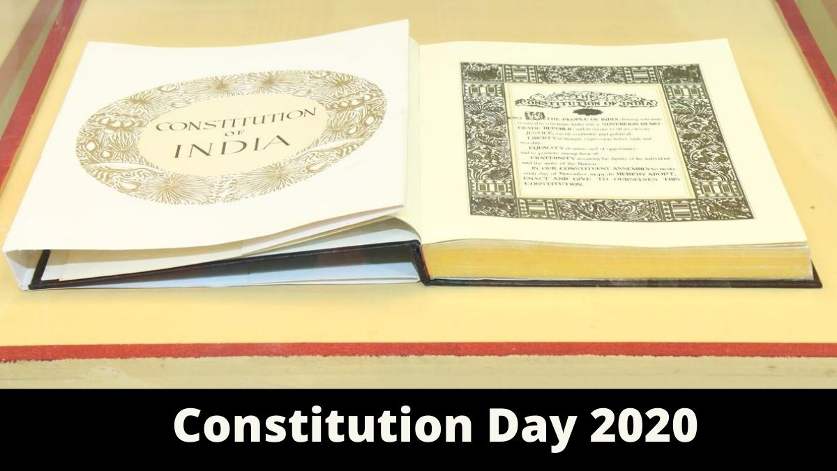 Webinar on Celebration of Constitution Day 2020