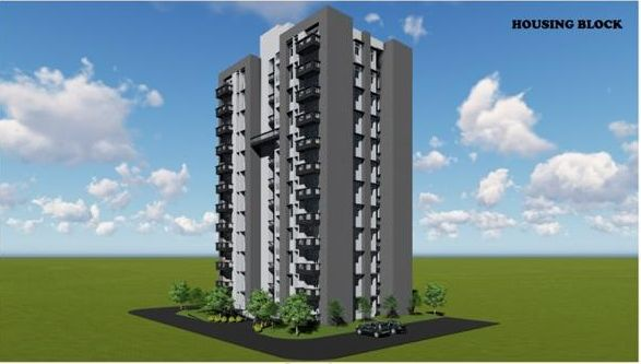 Proposed Housing Block